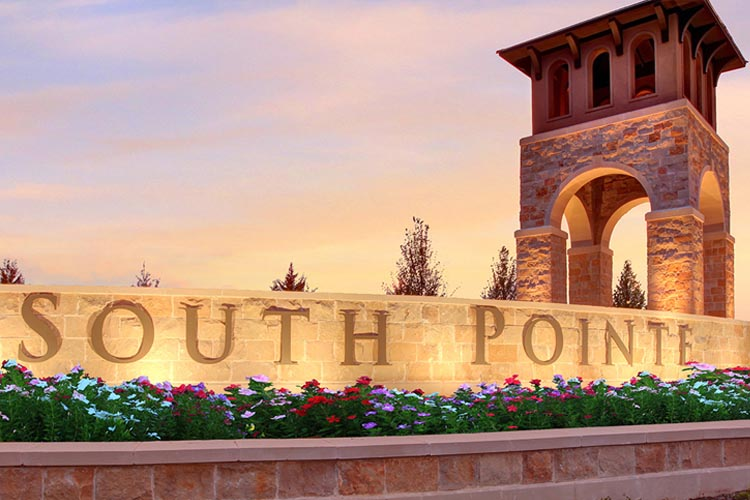 South Pointe - Mansfield TX Luxury Homes