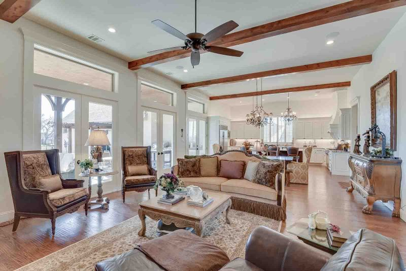 Developing a Vision for the Living Room in Your Custom Home