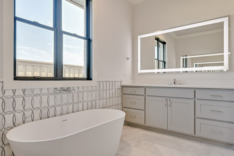 Choosing Master Bath Features for Your Custom Home